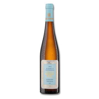 """Robert Weil Kiedrich Gräfenberg Großes Gewächs 2013, Kiedrich, Rheingau, Deutschland """"… perfekt gewobener Knockout-Riesling."""" (Robert Parker, www.robertparker.com, Wine Advocate 216, 01/2015"""