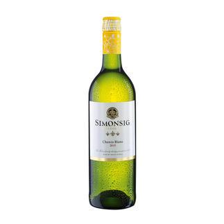 Chenin Blanc 2015, Simonsig Family Estate, Stellenbosch, Südafrika Serviert als Referenz für Chenin Blanc am Institute Master of Wine.