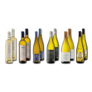 """Probierpaket """"Weißweine Sommer 2016"""", 12 Flaschen Probierpaket Weißweine, 12 Flaschen"""