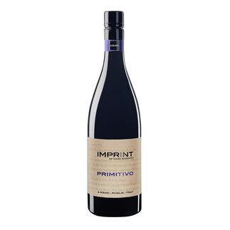 Imprint Primitivo 2014, A Mano SRL, Noci, Apulien, Italien Weinbereitung wie bei einem Amarone. Zum süditalienischen Preis.