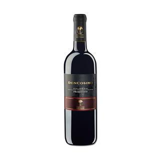 Primitivo Doncosimo 2015, Cantine Due Palme, Salento, Italien Dreimal Weingut des Jahres Italiens. Cantine due Palme. (Vinitaly, 2007, 2009, 2014)