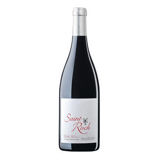 "Saint Roch ""Vieilles Vignes"" 2014, Château Saint Roch, Côtes du Roussillon, Frankreich ""Den sollten Sie kistenweise kaufen."" (Robert Parker, Wine Advocate 224, 03/2016)"