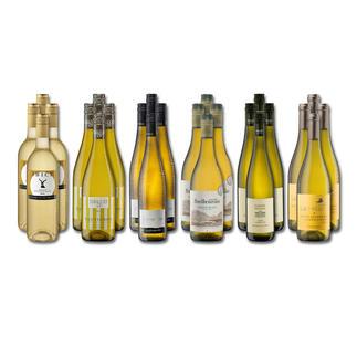 """Weinsammlung """"Die kleine Weißwein-Sammlung Sommer 2017"""", 24 Flaschen Wenn Sie einen kleinen, gut gewählten Weinvorrat anlegen möchten, ist dies jetzt besonders leicht."""