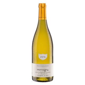 Bourgogne Montagny 2016, Vignerons de Buxy, Burgund, Frankreich Der Weißwein des Jahres aus Frankreich. (Weinwirtschaft 01/2018)