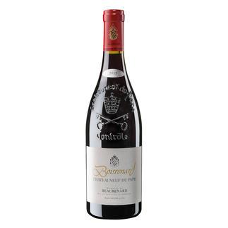 """Châteauneuf """"Cuvée Boisrenard"""" 2015, Domaine de Beaurenard, Châteauneuf du Pape, Rhône, Frankreich Insidertipp. 97 Punkte im Wine Spectator. (www.winespectator.com, 13.09.2017)"""