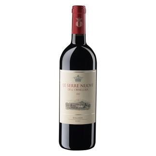 Le Serre Nuove 2015, Tenuta dell'Ornellaia, Bolgheri, Toskana, Italien Der Wein aus diesen Reben wird in einigen Jahren das Dreifache kosten.