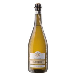 Bianco Delizioso, Vinicola Cide Srl, Venetien, Italien Nur 10,5 % Alkohol. Aber 100 % Genuss.