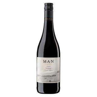 Skaapveld Shiraz 2019, MAN Family Wines, Stellenbosch, Südafrika Einen besseren Shiraz unter 7 € haben wir nicht gefunden.