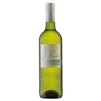 Plume Chardonnay 2019, Domaine La Colombette, Coteaux du Libron, Frankreich Genuss ohne Reue. Nur 9 % Alkohol. Aber 100 % Genuss.