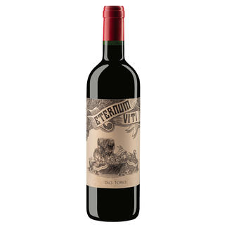 "Eternum Viti 2018, Bodega Viñaguareña, D.O. Toro, Spanien ""…ein großartiger Rotwein. 93 Punkte."" (James Suckling, www.jamessuckling.com, 5. Juli 2019)"