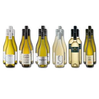 Weinsammlung - Die kleine Weißwein-Sammlung Herbst 2020, 24 Flaschen Wenn Sie einen kleinen, gut gewählten Weinvorrat anlegen möchten, ist dies jetzt besonders leicht.