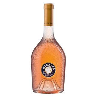 Miraval, Jolie-Pitt & Perrin, Côtes de Provence, Frankreich Der erste Rosé in der Top-100-Liste des Wine Spectators. In 37 Jahren. (Ausgabe vom 31.12.2013)