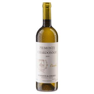 Casalto Chardonnay 2019, Bonfante & Chiarle, Piemonte DOC, Italien Der andere Chardonnay: Leicht und frisch, statt schwer und körperreich.