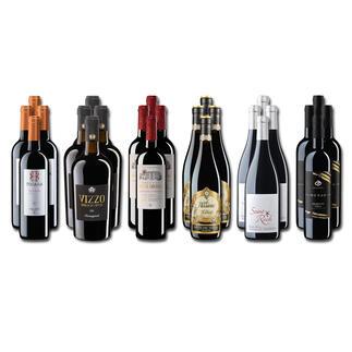 Weinsammlung - Die kleine Rotwein-Sammlung Winter 2020, 24 Flaschen Wenn Sie einen kleinen, gut gewählten Weinvorrat anlegen möchten, ist dies jetzt besonders leicht.