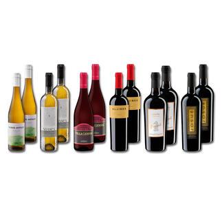 Testpaket - Neuzugänge Frühjahr 2021 12 Flaschen à 0,75 l