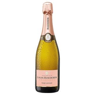 "Champagne Roederer Brut Rosé 2014, Louis Roederer, Champagne, Frankreich ""Fein gewebt, delikat und rassig."" (Wine Spectator über den Jahrgang 2009, www.winespectator.com)"
