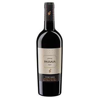 Gran Passaia Toscana 2019, Cielo e Terra S.p.A., Toskana, Italien Toskanas Antwort auf Amarone und Ripasso. Ausgezeichnet mit 96 Punkten von Luca Maroni. (lucamaroni.com)