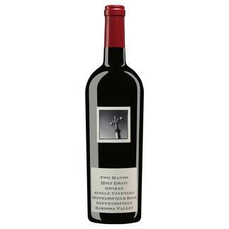 Holy Grail Shiraz 2018, Two Hands Wines, Barossa Valley, Australien Nah an der Perfektion. Weit weg von überhöhten Preisen. Australischer Shiraz mit 98 Parker-Punkten. (www.robertparker.com,31.07.2020)