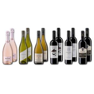 Testpaket - Neuzugänge Sommer 2021 12 Flaschen à 0,75 l