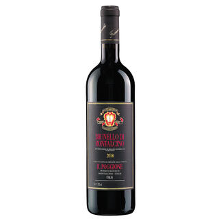 """Brunello di Montalcino 2014, Tenuta Il Poggione, Italien Brunello: """"Absolut wundervoll. 94 Punkte."""" (Robert Parker, Wine Advocate, 31 January 2019)"""