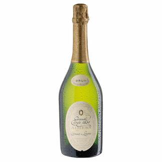 """Crémant de Limoux """"Grande Cuvée 1531"""" Brut, Aimery – Sieur d´Arques, Languedoc – Roussillon, Schaumwein 9 Champagner unter den Top 10. Und eine Sensation. (Stern, 49/2007)"""