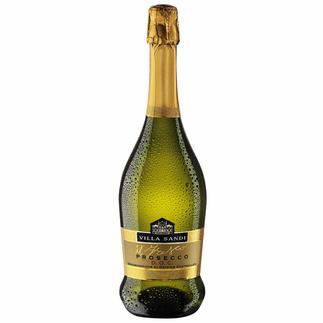"""Prosecco DOC Brut """"il Fresco"""", Villa Sandi, Venetien, Italien Zehnmal (!) in Folge """"Prosecco des Jahres"""". (Weinwirtschaft 2006 bis 2015, jeweils Ausgabe 1 des Folgejahres)"""