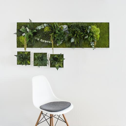 140 x 40 cm, 1 Stück und 22 x 22 cm, 3er-Set