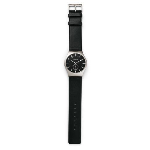 Bering Herren-Funk-Armbanduhr - Dänisches Design. Deutsches Präzisions-Uhrwerk. Erschwinglicher Preis. Die Herren-Funkuhr von Bering.