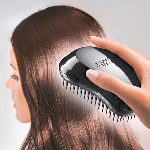Tangle Teezer - Endlich seidenweiches, glänzendes Haar – ohne Ziepen und mit weniger Haarbruch.