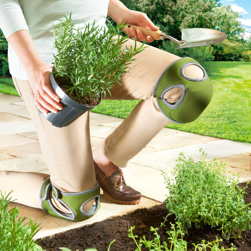 Komfort-Knieschoner Kneelo™, Paar Komfort-Knieschoner mit Duo-Foam-Technologie: federleicht, wolkenweich und stabil zugleich.
