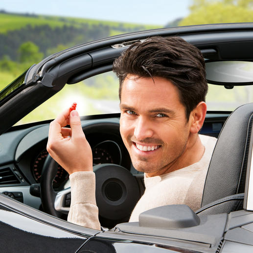 Pluggerz Road: ideal im Cabrio, an der Rennstrecke, beim Motorradfahren, … SNR* 23 dB.