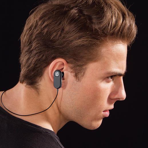 Bluetooth In-Ear-Kopfhörer TAGS - Perfekte Passform und brillanter Klang. Ohne lästige Verkabelung.