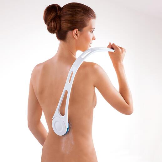 Rückenpflege-Set - Mühelos cremen Sie Ihren Rücken – nach dem Bad, der Sauna, am Strand, ...