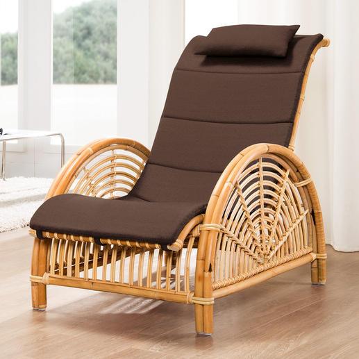 Paris Chair - 1925 designed– jetzt neu aufgelegt. Original wie einst aus Rattan handgeflochten.