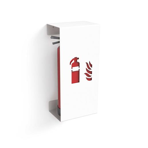 Design-Feuerlöscherhalter