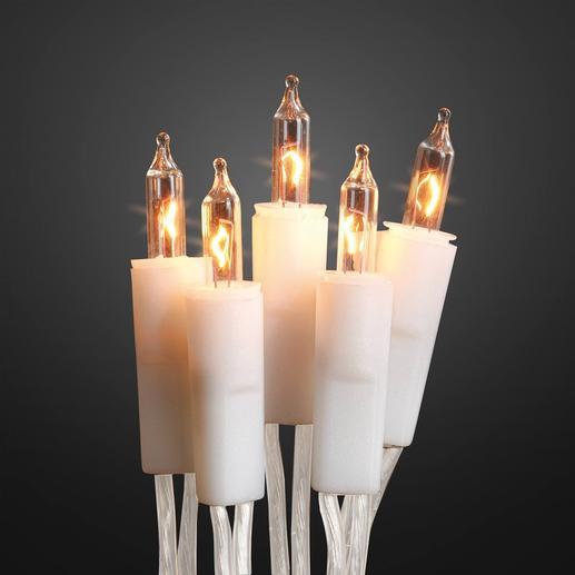 Pisello-Lichterkette - Pisello-Lichterketten tauchen Ihren Baum in festliches Licht.