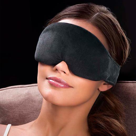 Schlafmaske - Ihre bessere Schlafmaske: federleicht, besser gepolstert – und endlich 100 % dunkel.