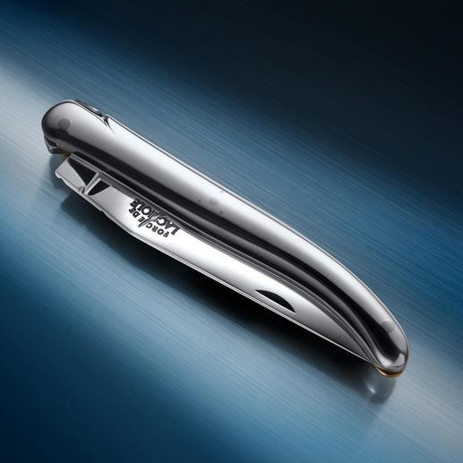 """Laguiole-Taschenmesser """"Philippe Starck"""" - Handgefertigtes Taschenmesser der berühmten Forge de Laguiole."""