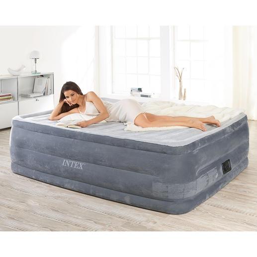 """Luxus-Luftbett """"Comfort Queen"""" - Höher. Stabiler. Bequemer: Ihr Luxus-Luftbett mit US-patentierter FiberTech®-Konstruktion."""