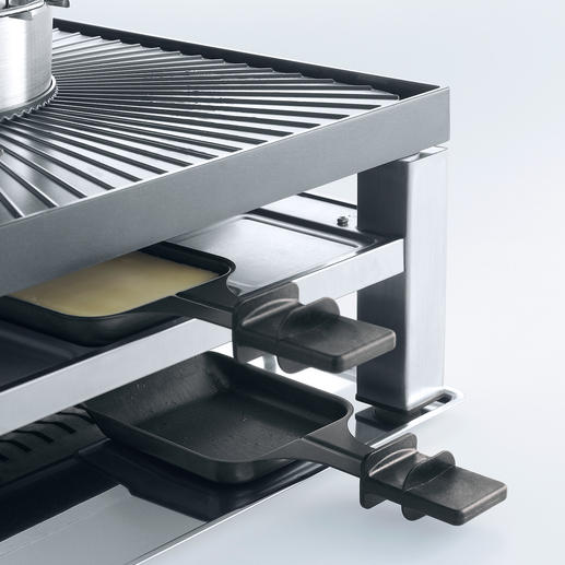 Solis combi grill 3 in 1 design raclette tischgrill for Tischgrill design