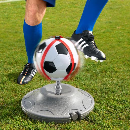 Soccer Trainer - Effektives Fußballtraining auf kleinstem Raum. Zu Hause, in der Sporthalle und auf dem Platz.