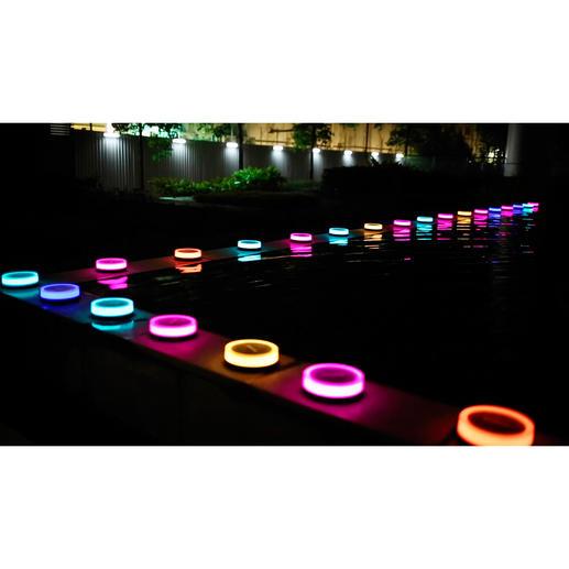Playbulb Gartenleuchte - Verwandeln Sie Ihren Garten in eine Bühne für eine außergewöhnliche Lichtshow - ganz ohne Strom.