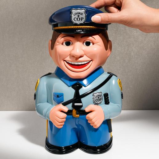 Sprechende Keksdose - Der perfekte Sicherheitsdienst für Ihre heißgeliebten Naschsachen.