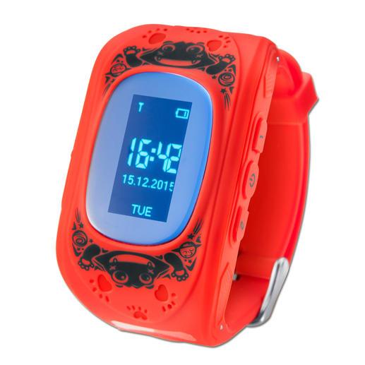 Child Guard Watch - Auch ohne eigenes Kinder-Handy: Jetzt können Sie Ihren Liebling jederzeit erreichen. Und in Echtzeit orten.