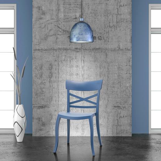 Die erfrischend junge, moderne Optik und die kräftigen, mattschimmernden Farben geben jedem Raum ein trendiges Upgrate.
