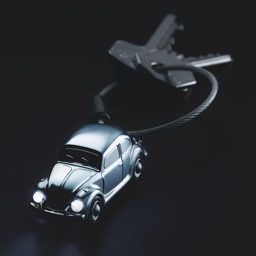 "Schlüsselanhängerlicht ""Light Beetle 1964"" - Kultobjekt, Talisman, schön als Geschenk: der 64er-Käfer als Schlüsselringleuchte."