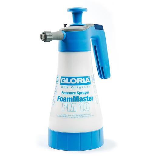 Gloria® FoamMaster - Verwandelt herkömmliche Haushaltsreiniger im Nu in kraftvollen Reinigungsschaum. Spart Aufwand und Zeit.