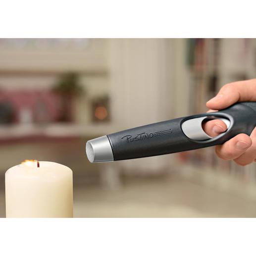 """Kerzenlöscher """"Pustino"""" - Kerzen löschen ohne Wachsspritzer. Ideal auch für Kerzen hoch oben, tief unten oder in schwer zugänglichen Nischen und Gefäßen."""