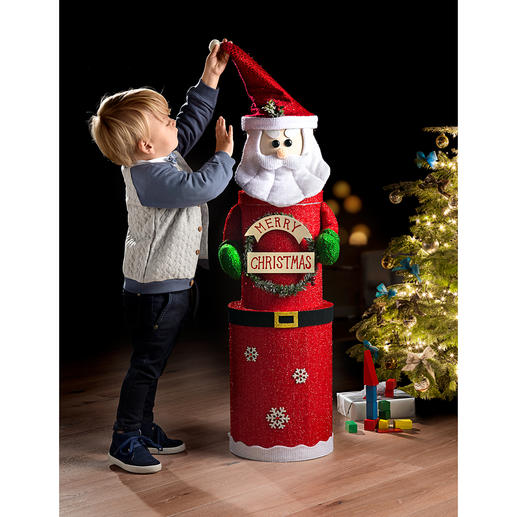 Weihnachtsboxen 3in1 - Geschenke und mehr – verpackt oder aufgeräumt so schnell wie nie zuvor.