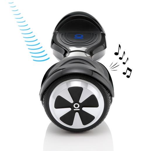 Genießen Sie während der Fahre Ihre Lieblingsmusik via Bluetooth.